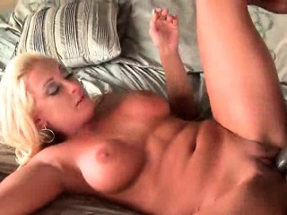 big ass slutty mom gets hardcore on black dick