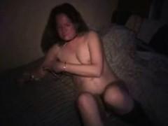 Затащил в постель частное порно