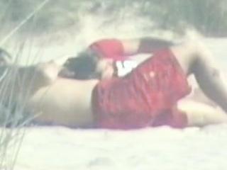 voyeur on the beach 23 couple fuck eva from 1fuckdatecom