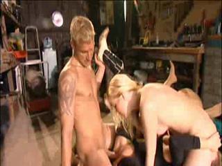 Danish Amateurs Group Sex