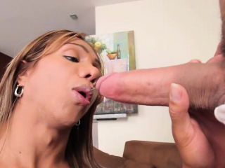 sensuous tranny bitch gets her backdoor banged hardcore