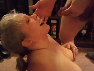 thick ma strokes out a load carmen from 1fuckdatecom