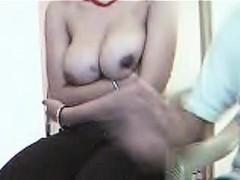 Выебали на дому жесткое ррусское порно