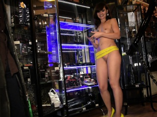 jeny smith naked sales girl meet guys in a fetish shop