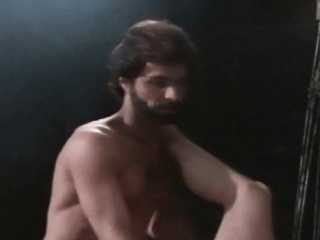 Retro gays giving blowjob and having sex