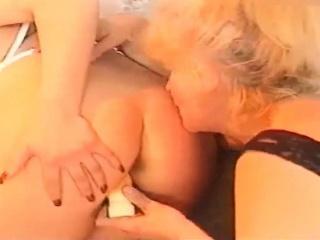 BBW mature, granny and girl