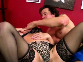 milf slut katie gets a cock to fuck