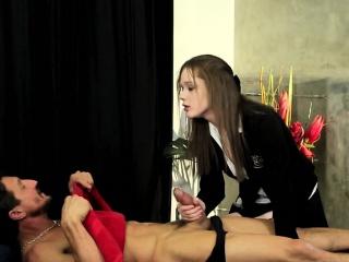 Красивые японский массаж порно