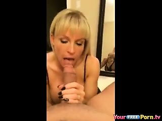 legendary blonde with big breasts does analsex