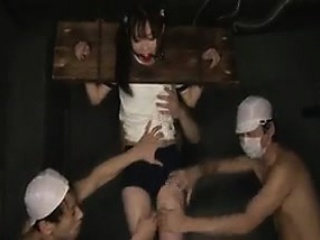 insatiable japanese schoolgirl gets her mouth filled with f