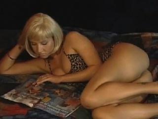 sexy  blonde sandra iron gets anal pleasured