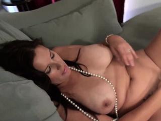 USAwives Dylan Jenn Curvy Mature Solo Masturbation