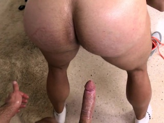 unfathomable anal thrashing with homosexual lad and hunk