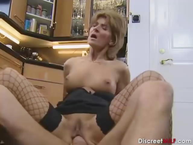 Porno Video of Busty Redhead German Mature Gets Anal