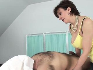 unfaithful uk milf lady sonia flashes her heavy knockers