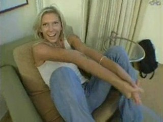 Porn Tube of Brooke Banner - Pov Of Beautiful Blond Girl