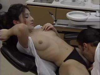 Porno Video of Sibel At The Dentist