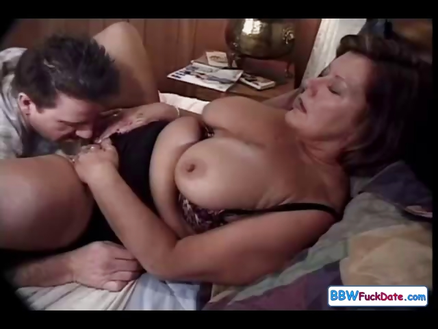 Sex Movie of Exotic Mature Bbw
