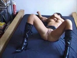 Porno Video of Escort In High Heels Homemade