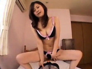 lustful oriental girls drilling their hungry peaches with b