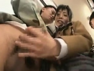 cute japanese girl with a heavenly ass gets drilled in a pu