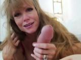 horny step mom blows long throbbing schlong