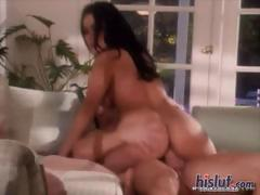 Смотреть порно пара пригласила транса