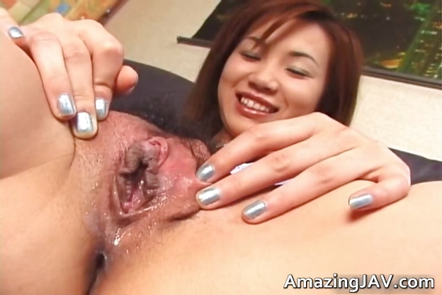 Sex Movie of Japanese Hotty Mastubating And Worked Part6