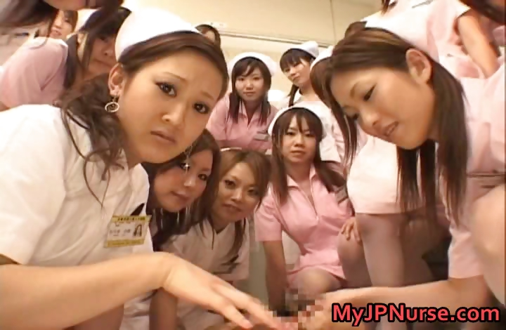 Porno Video of Asian Nurses Enjoy Sex On Top Part6