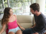mature teen fist anal she determines to begin deep throating