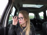 vera wonder in unregistered driver creampied by cop
