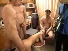 Partouze francaise salope french amateur group sex