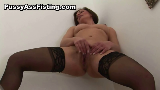 Porno Video of Lesbian Whore Gets Her Tight Pussy Part4