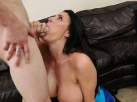 Luscious Cougar Reagan Foxx Enjoys good Dicking | Porn-Update.com