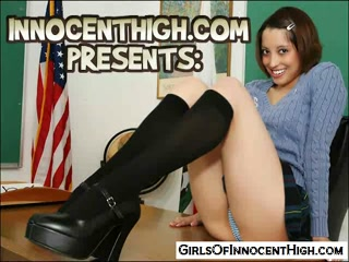 Teen Heather Vahn Does Her Teacher