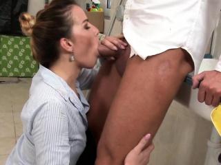 odd pissing slut banged