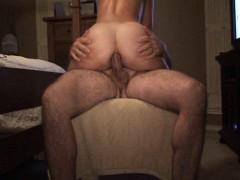 Preggo neighbor fucked on hidden cam