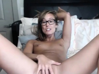 dirty milf whore was horny and alone