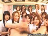 Beautiful Japanese Schoolgirls exploring part5