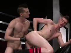 Gay anime porn guy cums in ass first time Axel Abysse and Ma