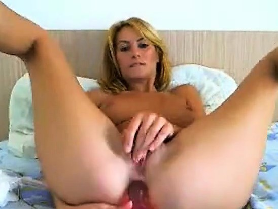 Beautiful Girls With Big Tits Fucking Dildo On Webcam