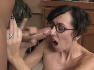 Porno Video of 100 Handjobs