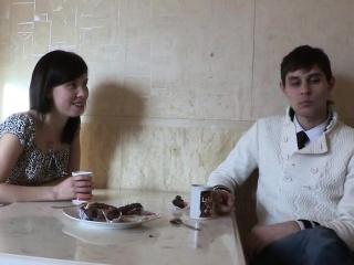 Смотреть русское порно учат сосать