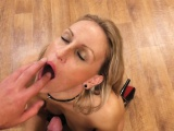 blonde hooker pov blowjob