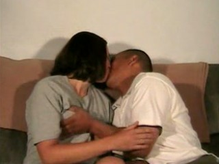 Young Average Amateur Couple