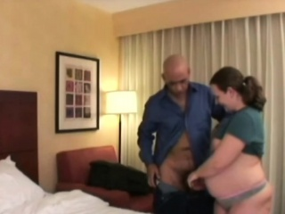 pregnant brunette bitch loves getting hammered wet pussy