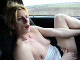 naughty girls masturbate outdoor