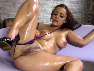 brazzers - big wet butts - liza del sierra an