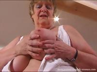 Зрелые любительские толстушка английской бабушка