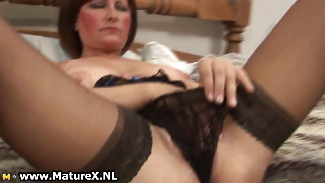 Porn Tube of Horny Old Mom Spreads Her Legs Part5